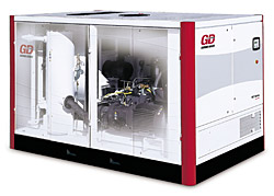 gardner denver rotary screw compressor