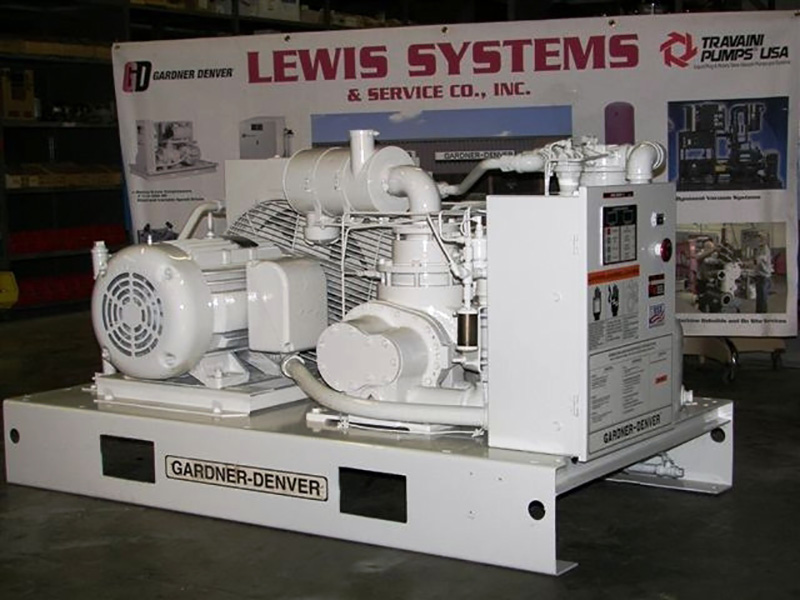 Pre Owned Compressed Air Equipment Nc Sc Va Lewis