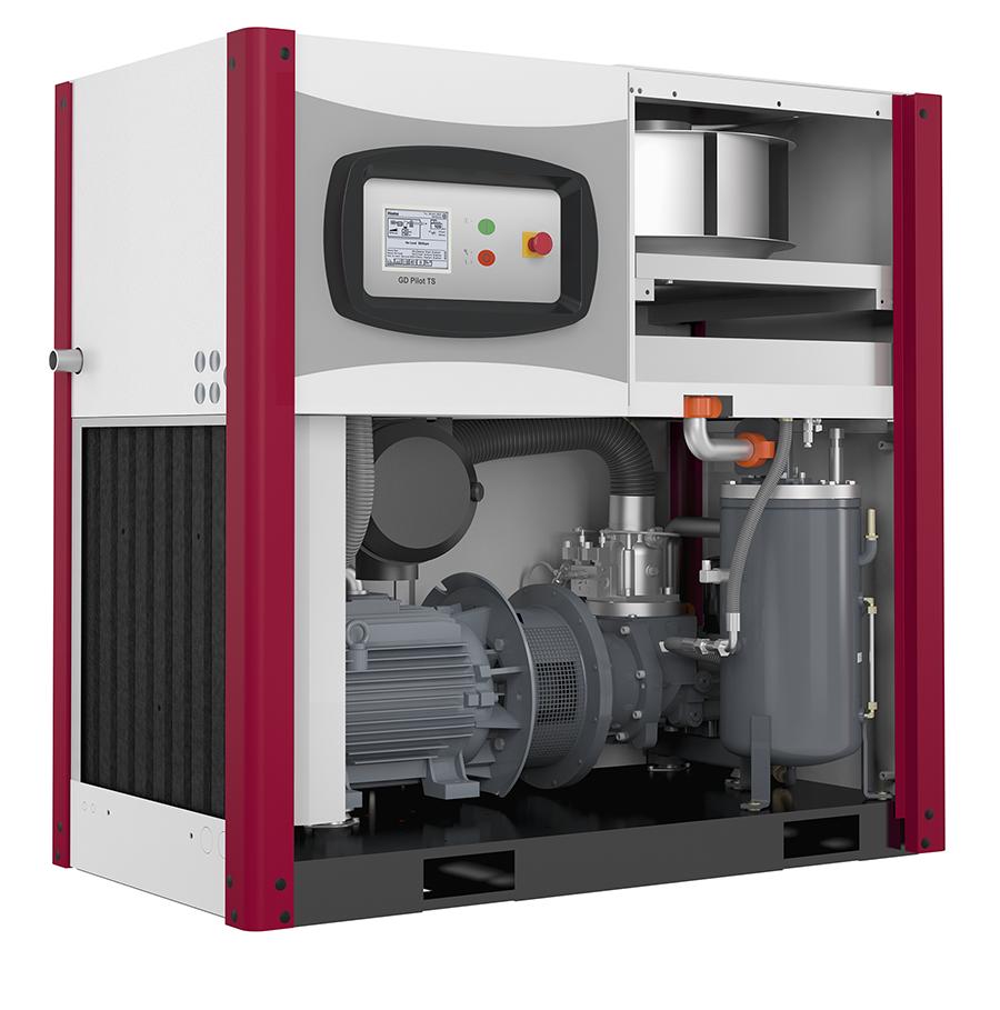 Gardner Denver L30 Rotary Screw Compressor | Lewis Systems Inc