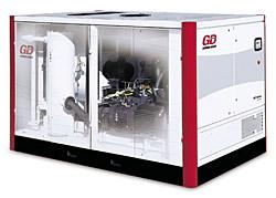 gardner denver rotary screw compressor