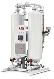 Compressed Air Dryers and Filters