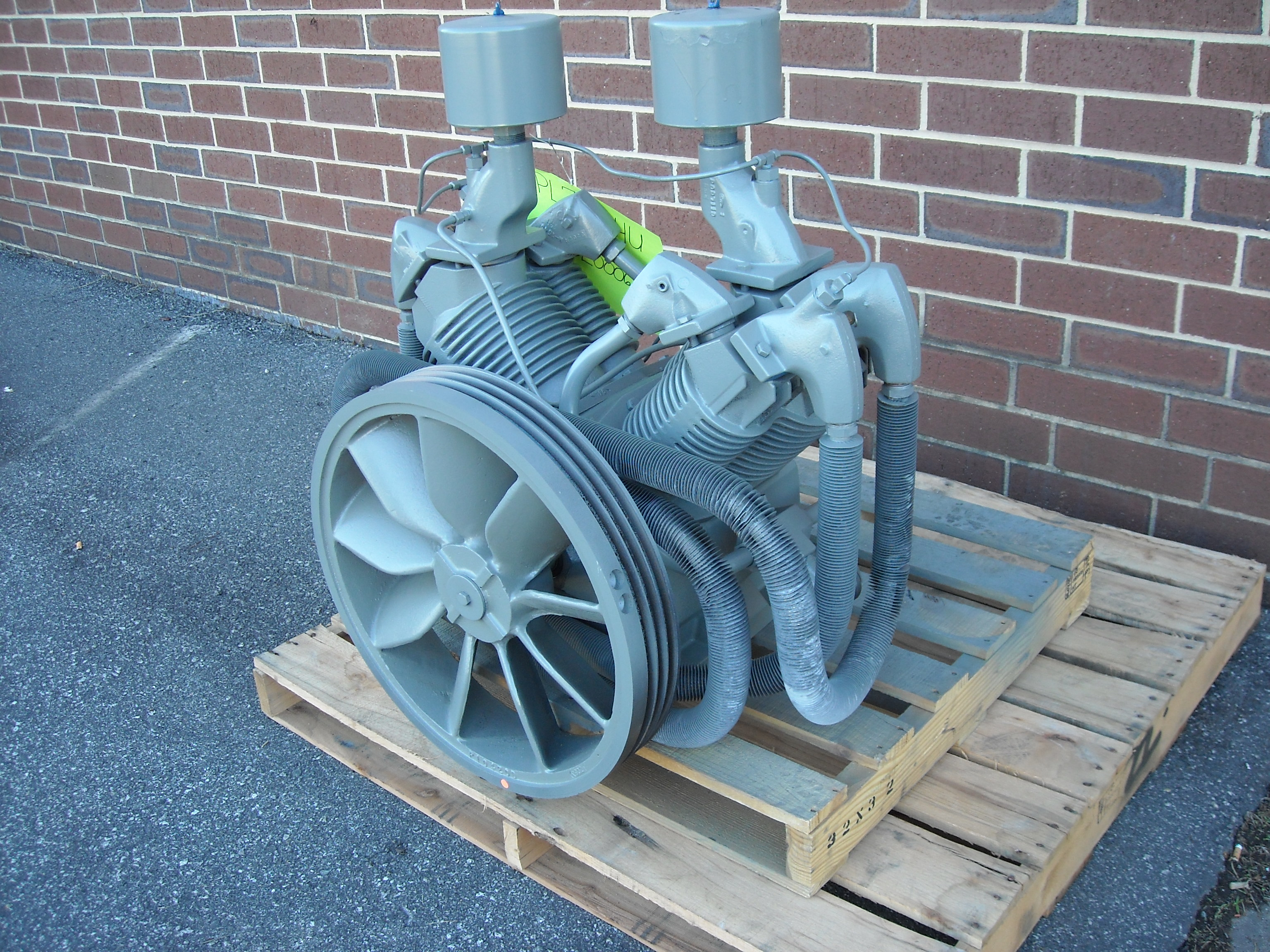 Pre-Owned Compressed Air Equipment NC, SC, VA   Lewis Systems Inc