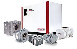 Positive Displacement Industrial Blowers