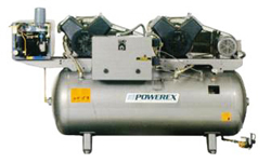 Powerex Industrial Air and Vacuum Systems