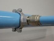 aluminum compressed air piping