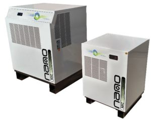 nano compressed air dryers