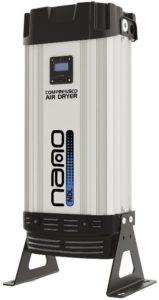 air compressor moisture content