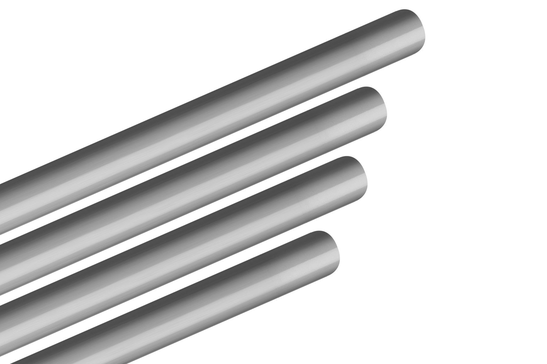 Aluminum Piping comes in a variety of colors. Such as Gray