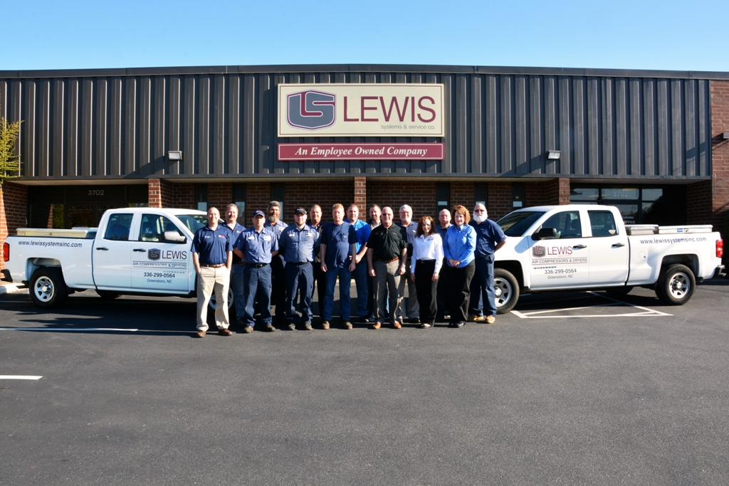 Lewis Systems & Service Company expands