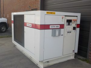 Used Air Compressor Equipment