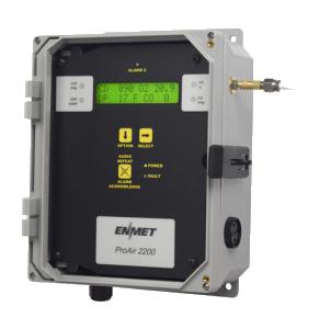 ENMET MedAir 2200 Compressed Airline Monitor